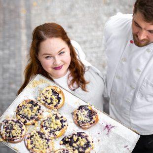 Nikde jinde se nepeče jako u nás, říká pekařka popularizující koláče