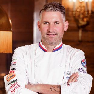 Kapitán národního týmu kuchařů: Mladým se musí dát popud a náboj
